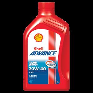 Advance AX3 20W-40