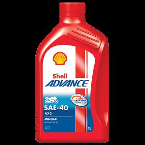 Advance 4T AX3 SAE-40